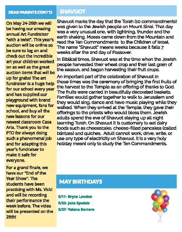 Newsletter 2020 May Pg 2